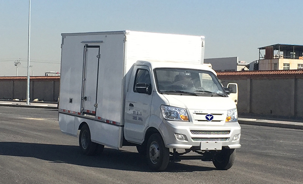 4.0T Electric Logistics Vehicle