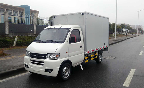 2.5T Electric Logistics Van