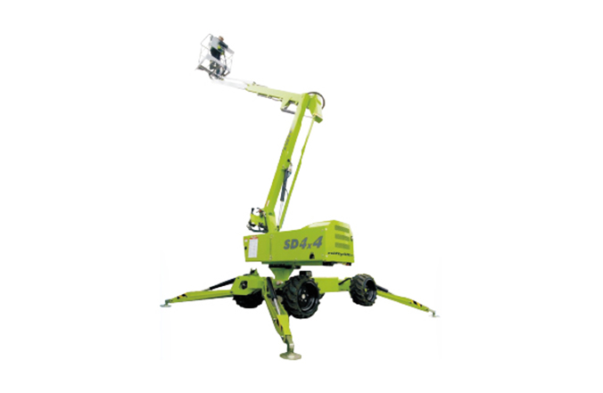 Nifty Crank-arm and Spider Series Aerial Platform